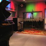 Studio A Piano Room.