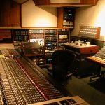 Studio B Control Room.