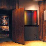 Studio C Iso Room.