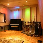 Studio B Performance Area.