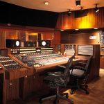 Studio 3 Control Room.