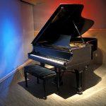 Studio 2 Steinway B Piano.