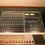 Studio B Neve 5302 Melbourn Mixing Console.