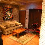 Studio B Lounge.