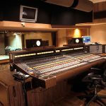 Studio 1 Control Room.
