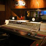 Studio B Console.